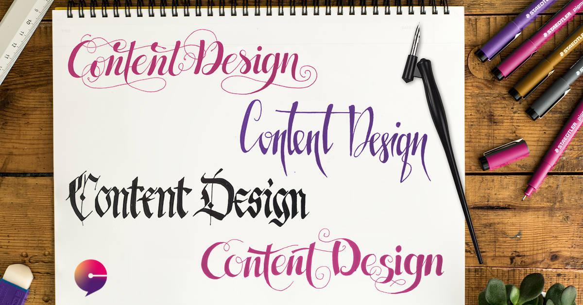 Content design: tervezz tartalmat szolgáltatásként!