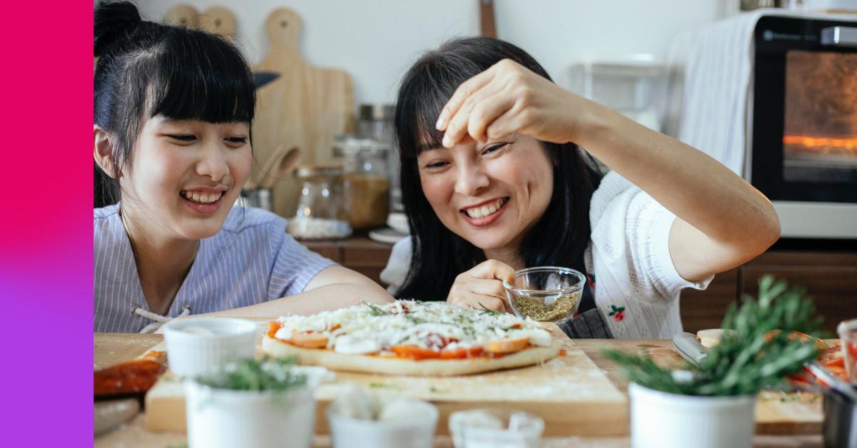 1gondolat: főzni se akkor kezdj, amikor megéhezel